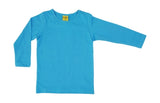 MTAF - ADULT Long Sleeve Top - Medium Blue