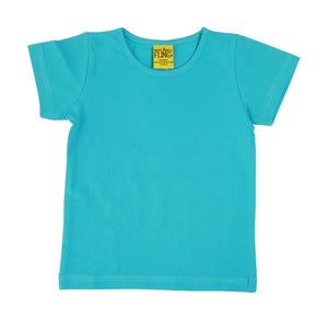MTAF - ADULT Short Sleeve Top - Medium Blue