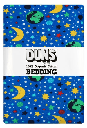 DUNS - NZ Single Bedding - Mother Earth Blue