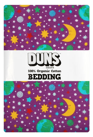 DUNS - NZ Single Bedding - Mother Earth Violet