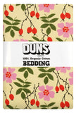 DUNS - Junior Bedding - Rosehip Yellow