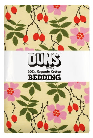 DUNS - NZ Single Bedding - Rosehips