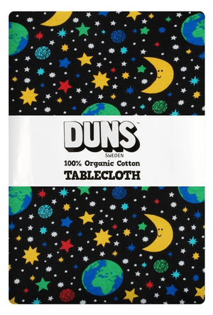 DUNS - Table Cloth - Mother Earth Black