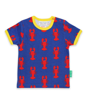 Toby Tiger - Tshirt - Lobster