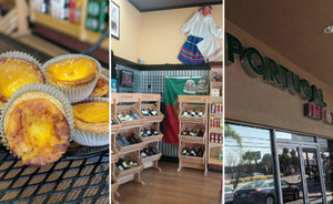 A Strip-Mall Deli in Artesia Hints at the Area's Portuguese Ties