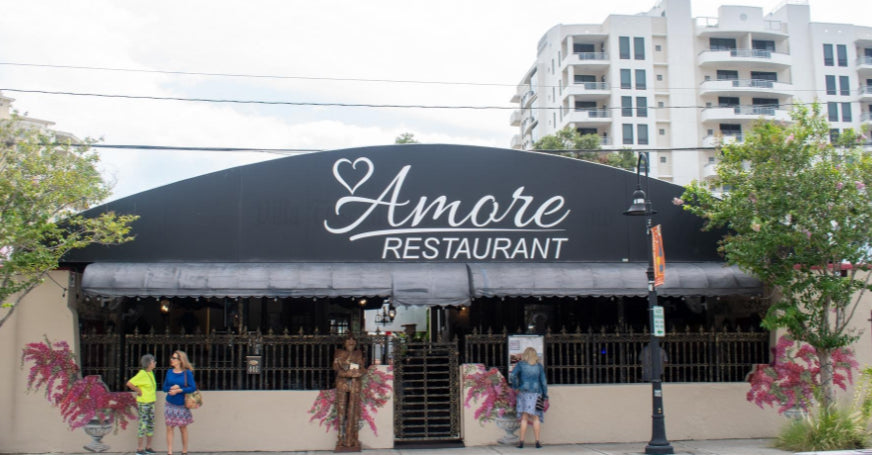 New Owners of Amore Restaurant plan to add Portuguese Food