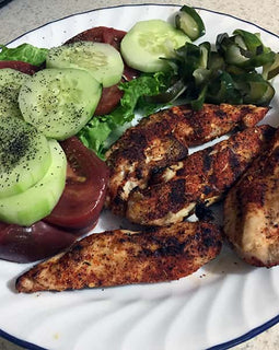 Piri Piri Blackened Seasoning