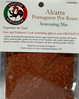 Alcatra (Portuguese Pot Roast) Seasoning Mix