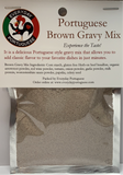 Portuguese Brown Gravy Mix
