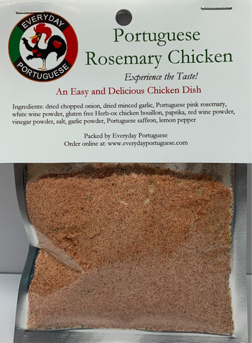 Portuguese Rosemary Chicken