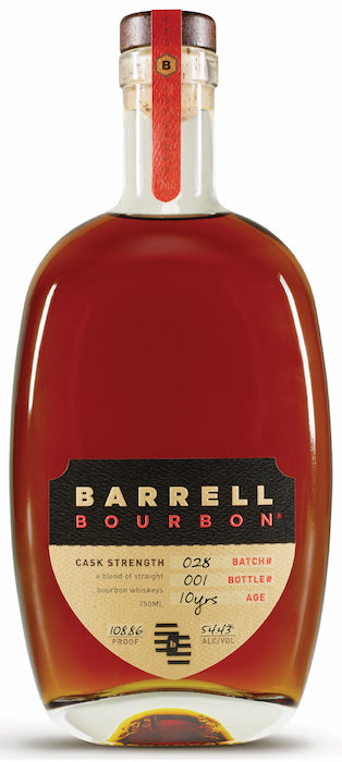 Barrel Bourbon Cask Strength Batch 028