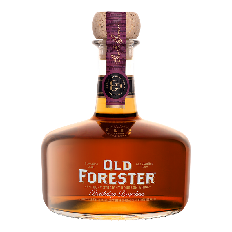 Old Forester Birthday Bourbon | 2019 Release