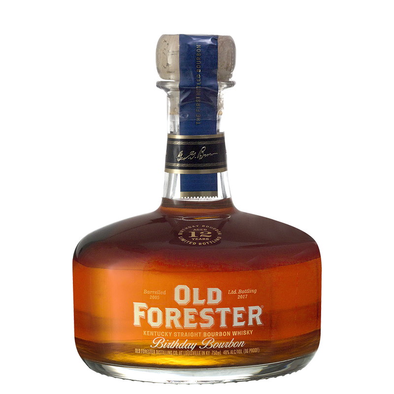 Old Forester Birthday Bourbon | 2017 Release