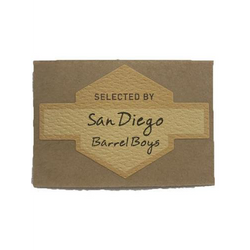 Barrell Craft Spirits 18 Year Old 'San Diego Barrel Boys' Single Barrel Select