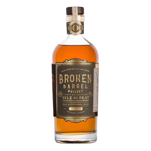 Broken Barrel: Isle Of Peat