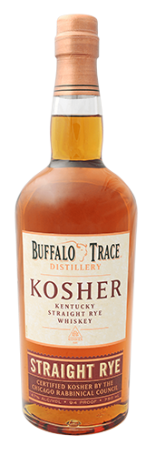 Buffalo Trace Kosher Straight Rye