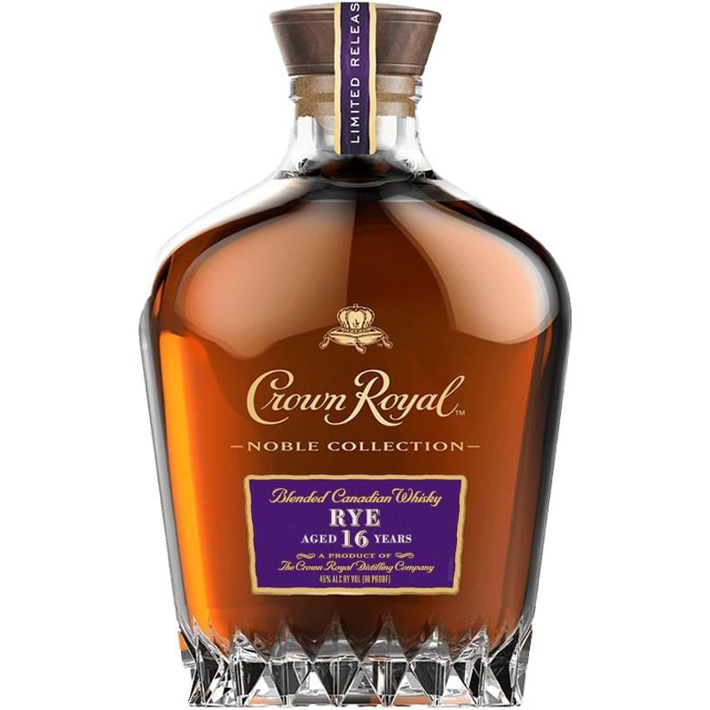 Crown Royal Noble Collection 16 Year Old Rye