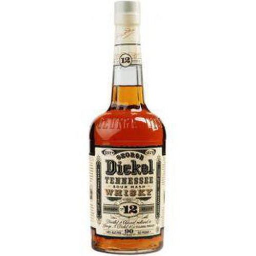Dickel Tennessee Sour Mash 12 Year