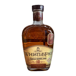 Whistlepig 10-year San Diego Barrel Boys Single Barrel Rye Whiskey 16-year