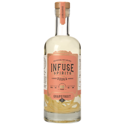 Infuse Spirits: Grapefruit