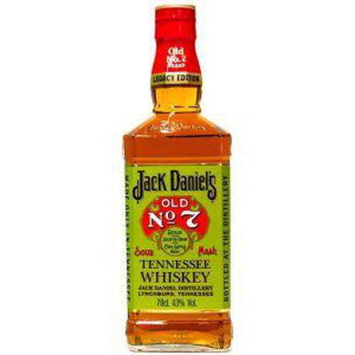Jack Daniel'S Old No. 7 Sour Mash Legacy Edition