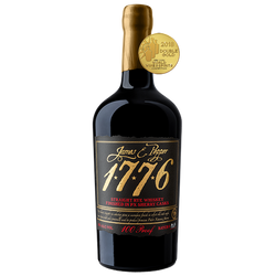 James E. Pepper 1776 Straight Rye Finished In Sherry Casks