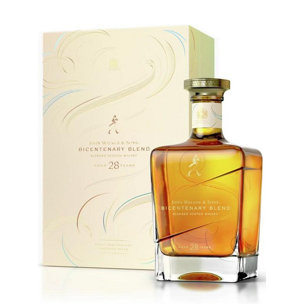 John Walker & Sons 28 Year Old Bicentary Blend