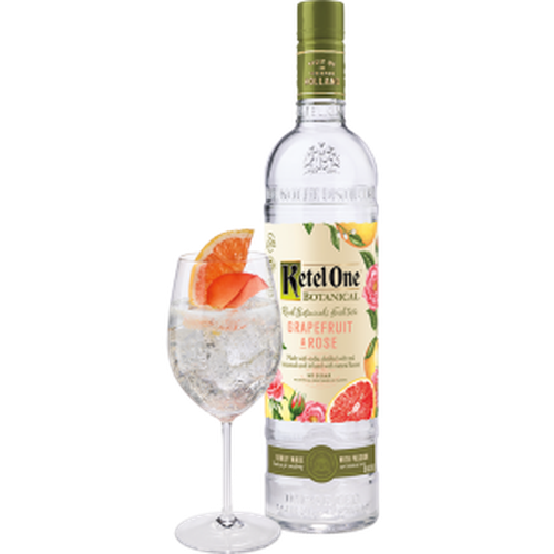 Ketel One Grapefruit & Rose Vodka