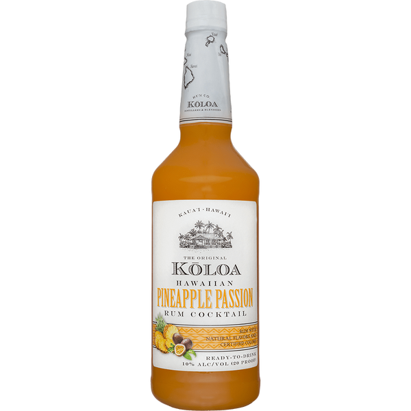 Koloa Hawaiian Pineapple Passion Rum