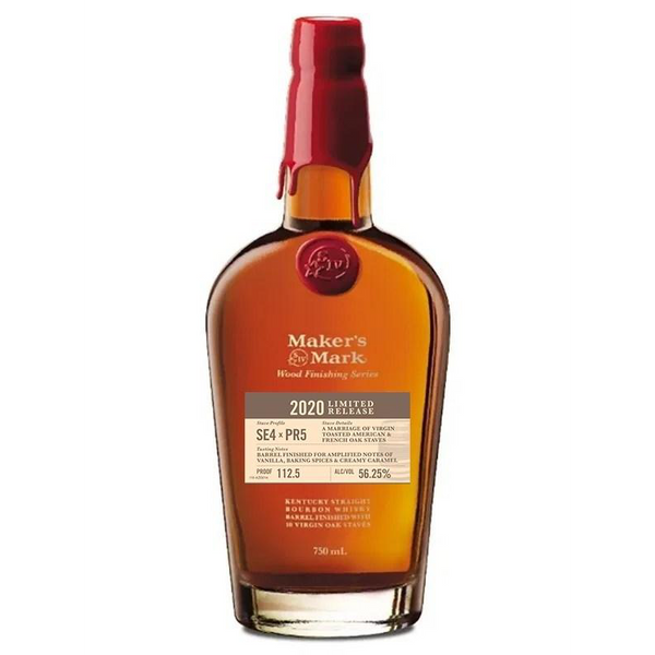 Maker's Mark Wood Finishing Series SE4 2020 Limited Release