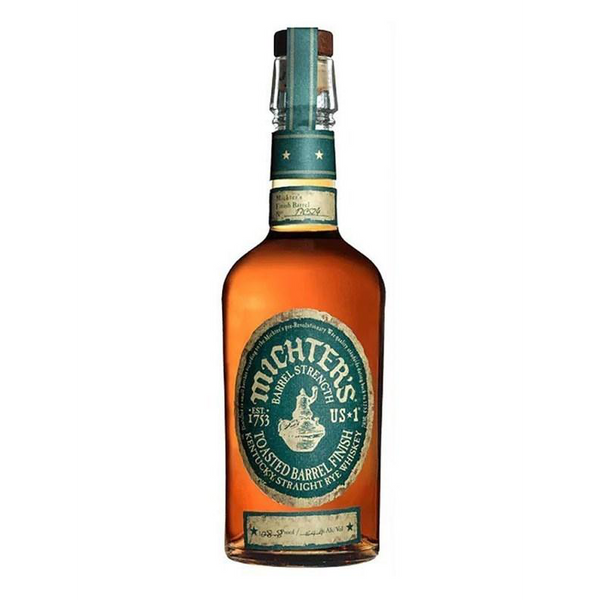 Michter's Toasted Barrel Finish Rye Whiskey 2020