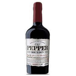 Old Pepper 10 Year Old Single Barrel Bourbon