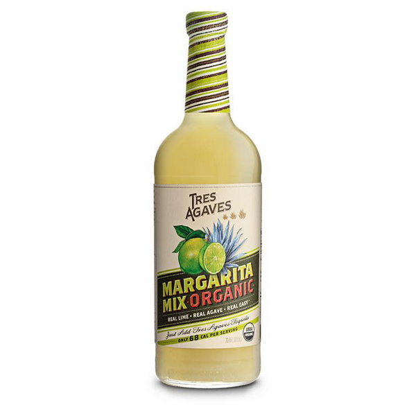 Organic Margarita Mix - Tres Agaves