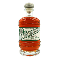 PEERLESS BARREL PROOF KENTUCKY STRAIGHT RYE
