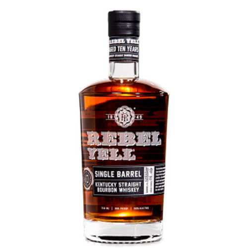 Rebel Yell Single Barrel Kentucky Straight Bourbon Whiskey 10Yr