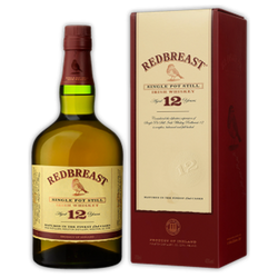 Redbreast Irish Whiskey 12 Year