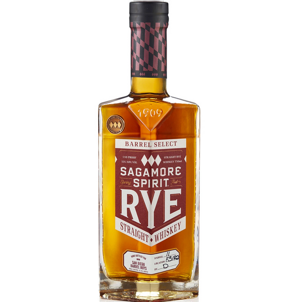 Sagamore Spirit Rye Barrel Select San Diego Barrel Boys