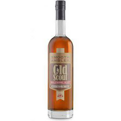 Smooth Amber Old Scout Single Barrel Select 13 Year