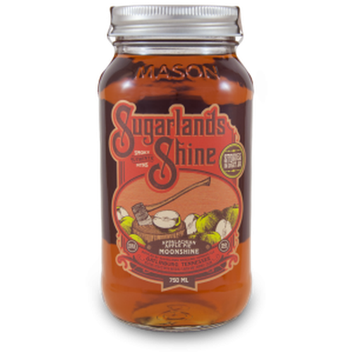 Sugarlands Shine Appalachian Apple Pie Moonshine 750Ml