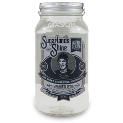 Sugarlands Shine Jim Tom Hedrick'S Unaged Rye 50Ml