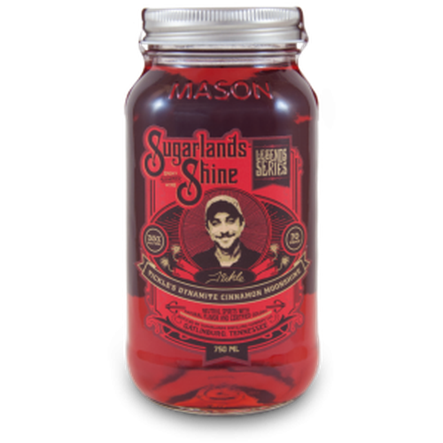 Sugarlands Shine Tickle'S Dynamite Cinnamon Moonshine 50Ml