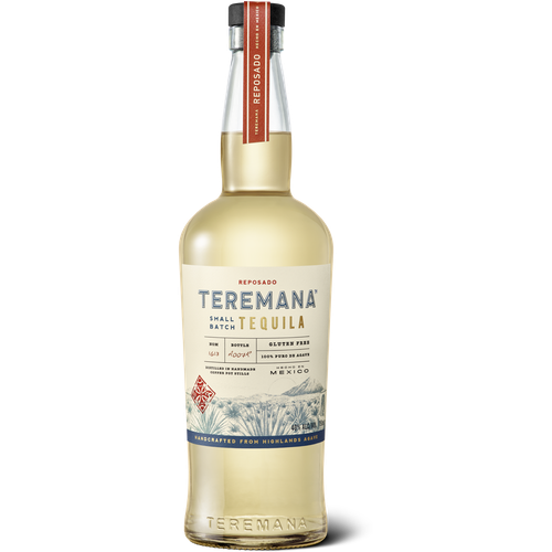 "Teremana Reposado Tequila - Dwayne ""The Rock"" Johnson's Tequila"
