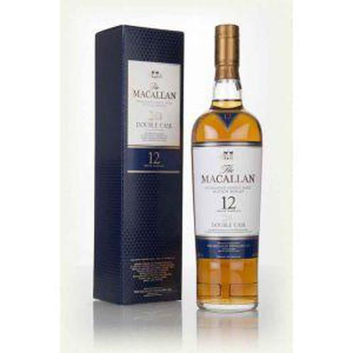 The Macallan 12 Year Double Cask