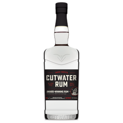 Three Sheets Cutwater Rum