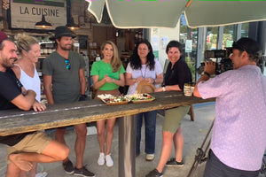Byron Bay Olive Co on Channel 7's Sydney Weekender