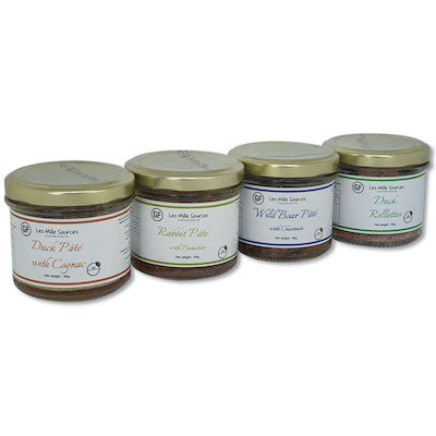 Le Mile Sources Rillettes and Pate  Le Mile Sources Condiments byron-bay-olives.myshopify.com Byron Bay Olive Company