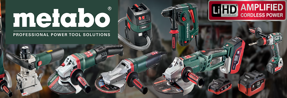 Metabo Power tool solution