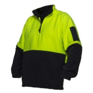 WORK TUFF HI VIS POLAR FLEECE
