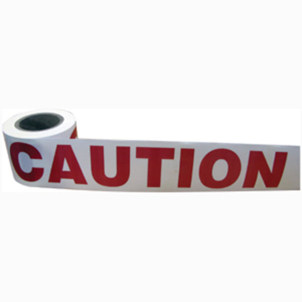 CAUTION BARRIER TAPE 100mm x 100M