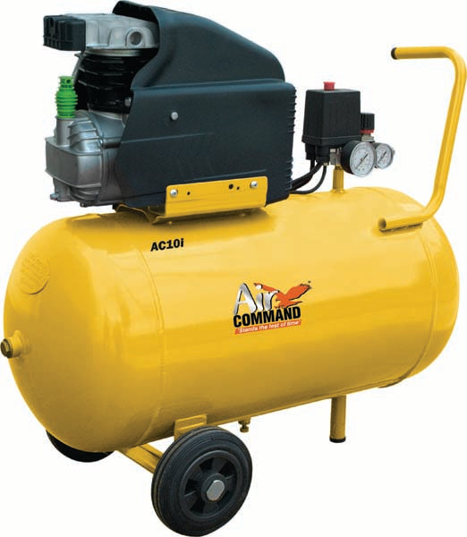 10CFM, 2.5HP Direct Drive Compressor